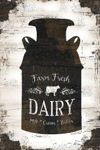 SBJP5303 - Pugh, Jennifer - Farmhouse Milk Can