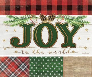 SBJP5491 - Pugh, Jennifer - Joy Plaid