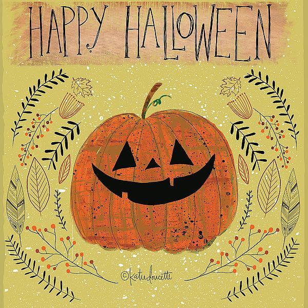 SBKA1300 - Doucette, Katie - Happy Halloween