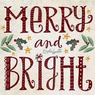 SBKA1351 - Doucette, Katie - Merry & Bright