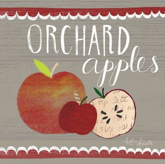 SBKA1462 - Doucette, Katie - Orchard Apples
