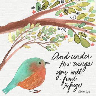 SBKA1471 - Doucette, Katie - Under His Wings