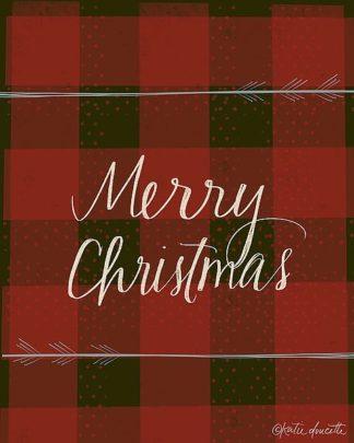 SBKA1950 - Doucette, Katie - Merry Christmas