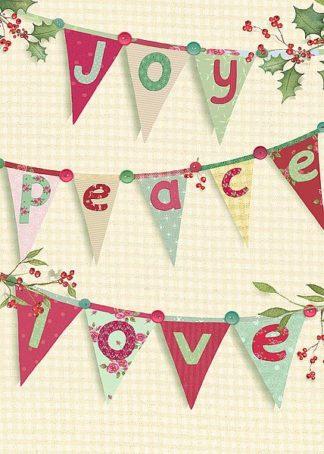 SBPL1066 - P.S. Art Studios - Joy, Peace, Love