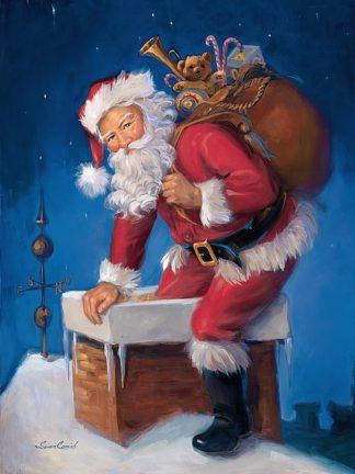 SC1020 - Comish, Susan - Here Comes Santa