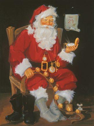 SC1116 - Comish, Susan - Santa In Chair