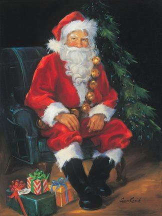 SC1128 - Comish, Susan - Santa And Presents
