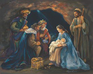 SC1196 - Comish, Susan - Wise Men Seek Him