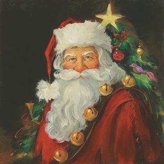 SC1203 - Comish, Susan - Sparkling Santa
