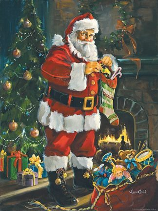 SC1383 - Comish, Susan - Sneaking Santa