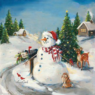 SC1410 - Comish, Susan - To Santa