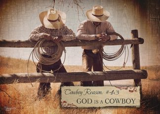 SE1061 - Eva, Shawnda - God is a Cowboy