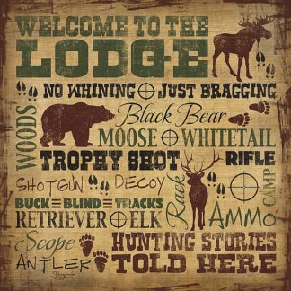 SE1109 - Eva, Shawnda - Welcome to the Lodge - Hunting