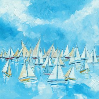 SY1009 - Roy, Stuart - Sailing Boats