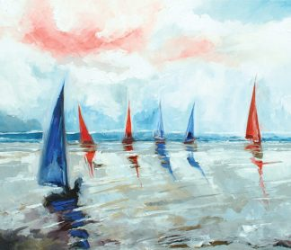 SY1010 - Roy, Stuart - Sailing Boats Regatta