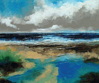 SY1067 - Roy, Stuart - Seascape I