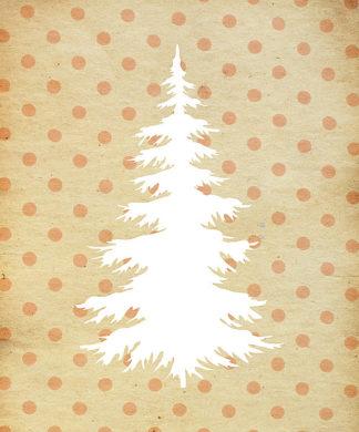 TA1175 - Moss, Tara - White Christmas Tree