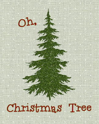 TA1176 - Moss, Tara - Oh Christmas Tree