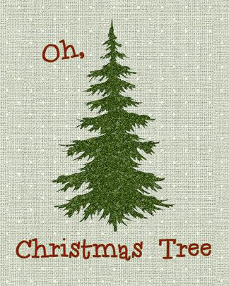 TA1176 - Moss, Tara - Oh Christmas Tree