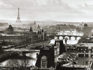 U266 - Unknown - Views of Paris – The River Seine