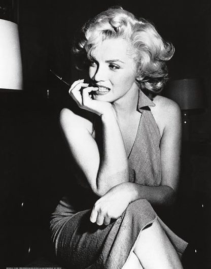 U349 - Unknown - Marilyn Monroe, 1952