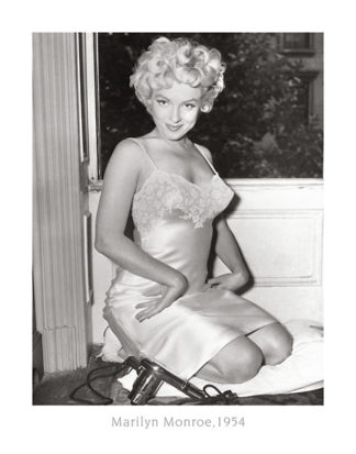 U350 - Unknown - Marilyn Monroe, 1954