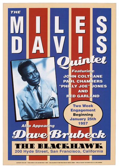 U373 - Unknown - Miles Davis, 1957