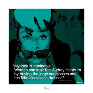 U517 - Unknown - Audrey Hepburn – Attainable