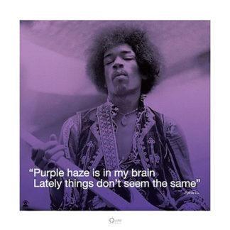 U519 - Unknown - Jimi Hendrix – Purple Haze (lyric)