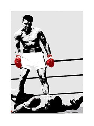 U618 - Unknown - Muhammad Ali (Gloves)