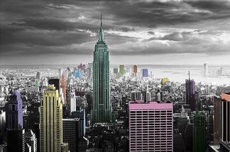 U642 - Unknown - New York - Color Splash