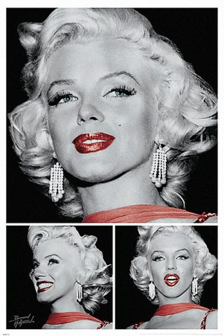 U644 - Unknown - Marilyn - Red Lips Trio