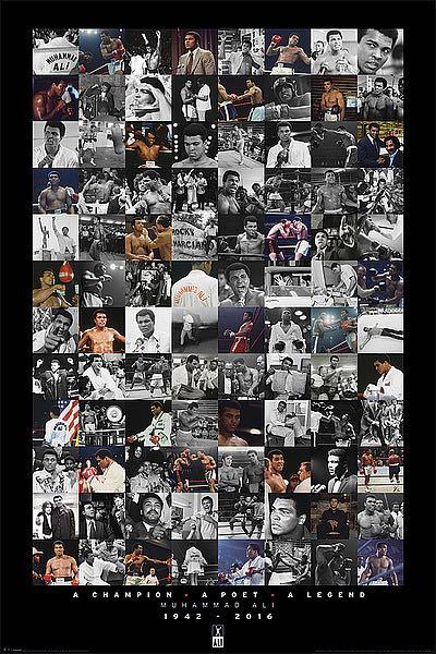 U657 - Unknown - Muhammad Ali (Montage)