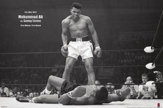 U662 - Unknown - Muhammad Ali v. Sonny Liston (no border)