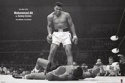 U662 - Unknown - Muhammad Ali v. Sonny Liston (no border)