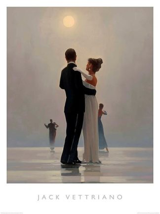 V167 - Vettriano, Jack - Dance Me to the End of Love