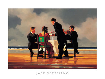 V168 - Vettriano, Jack - Elegy for a Dead Admiral