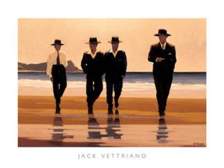 V171 - Vettriano, Jack - The Billy Boys