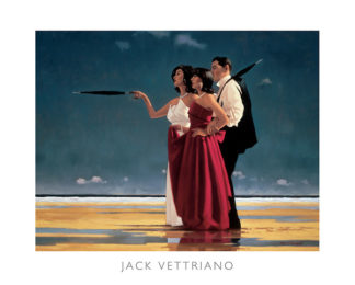 V172 - Vettriano, Jack - The Missing Man I
