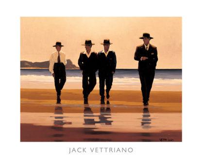 V178 - Vettriano, Jack - The Billy Boys