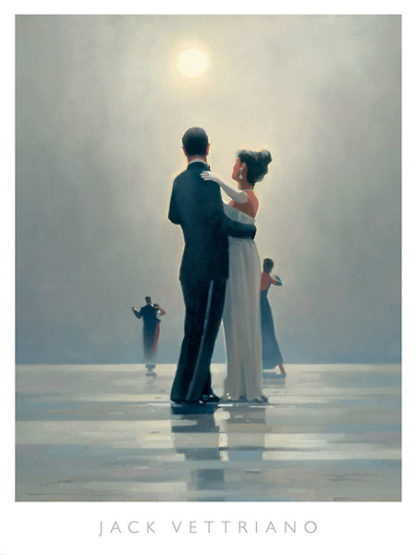 V203 - Vettriano, Jack - Dance Me to the End of Love