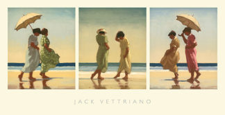 V205 - Vettriano, Jack - Summer Days