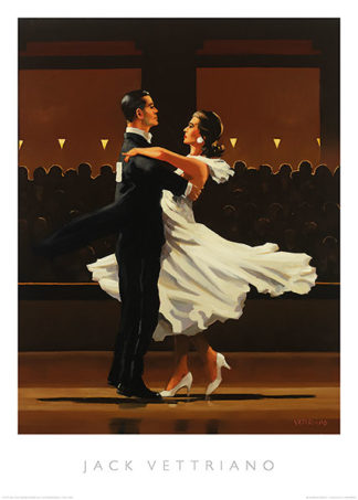 V458 - Vettriano, Jack - Take this Waltz