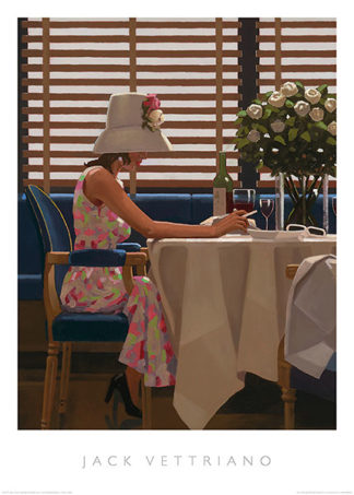 V461 - Vettriano, Jack - Days of Wine & Roses
