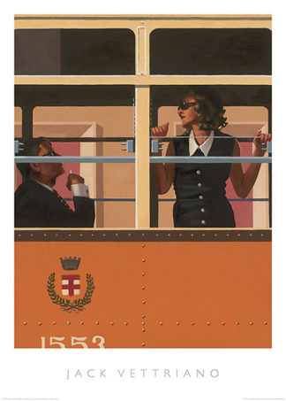 V462 - Vettriano, Jack - The Look of Love