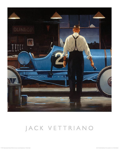 V465 - Vettriano, Jack - Birth of a Dream