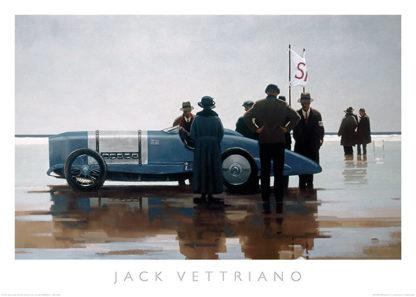 V466 - Vettriano, Jack - Pendine Beach