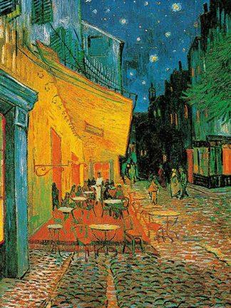V479 - Van Gogh, Vincent - Café Terrace