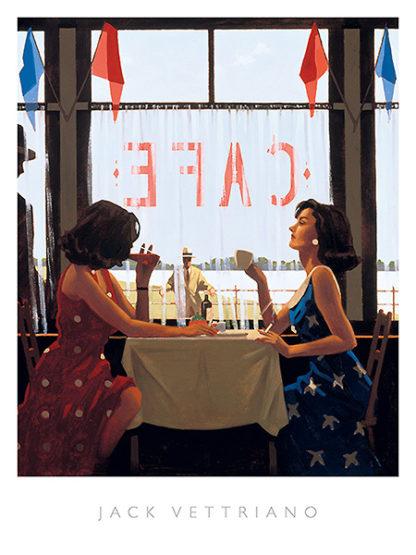 V488 - Vettriano, Jack - Café Days