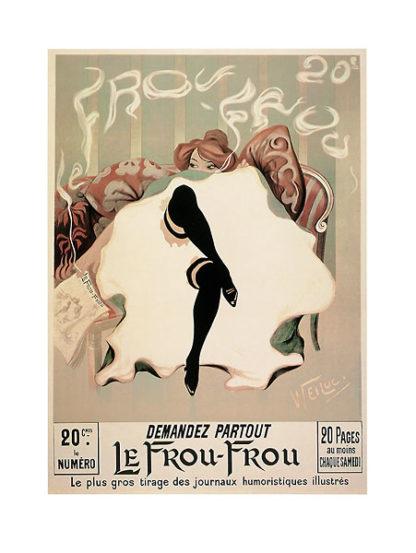 W216 - Weiluc, (Lucien-Henri Weil) - Le Frou-Frou